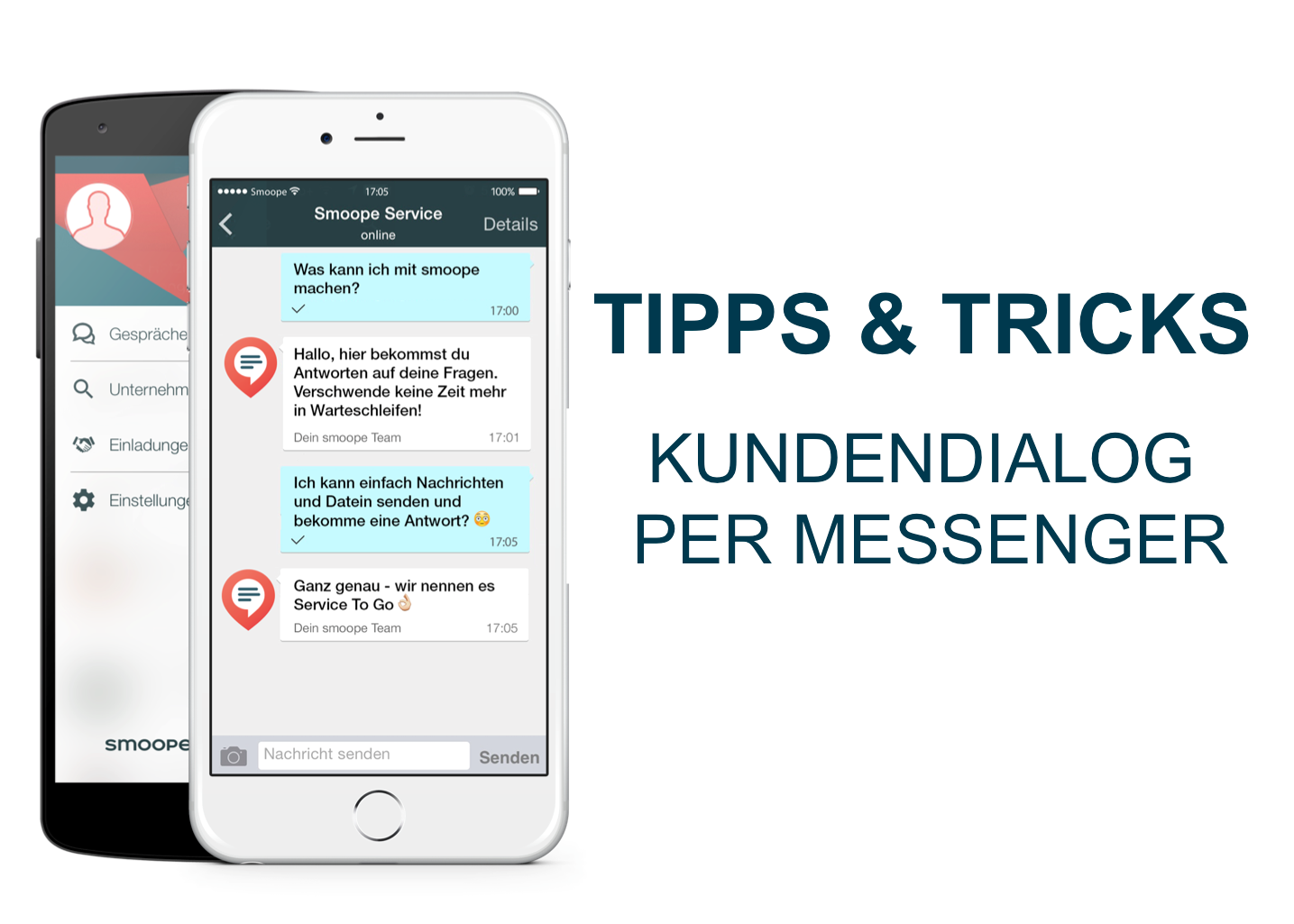 Kundendialog per Messenger – wie geht das eigentlich und was muss ich beachten?