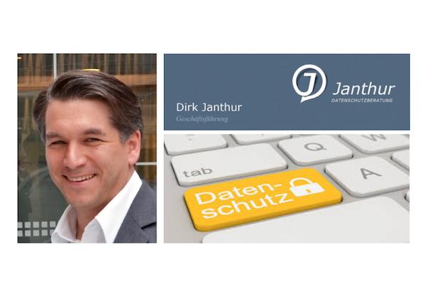 smoope im Gespräch mit dem Datenschutzbeauftragten Dirk Janthur