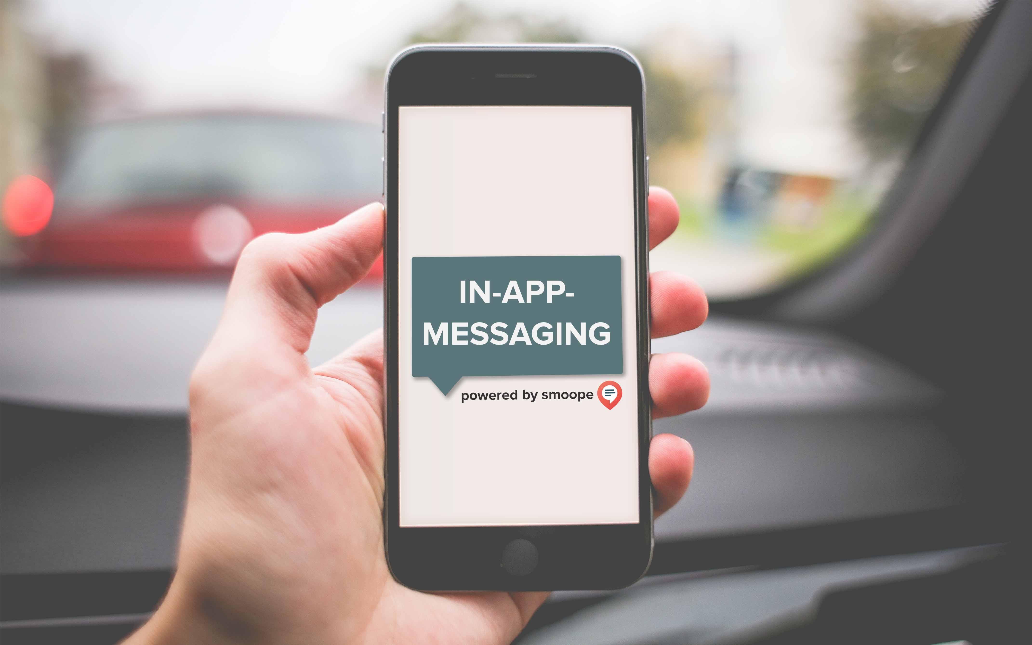 In-App Messaging – eine sinnvolle Alternative zu WhatsApp und Co?