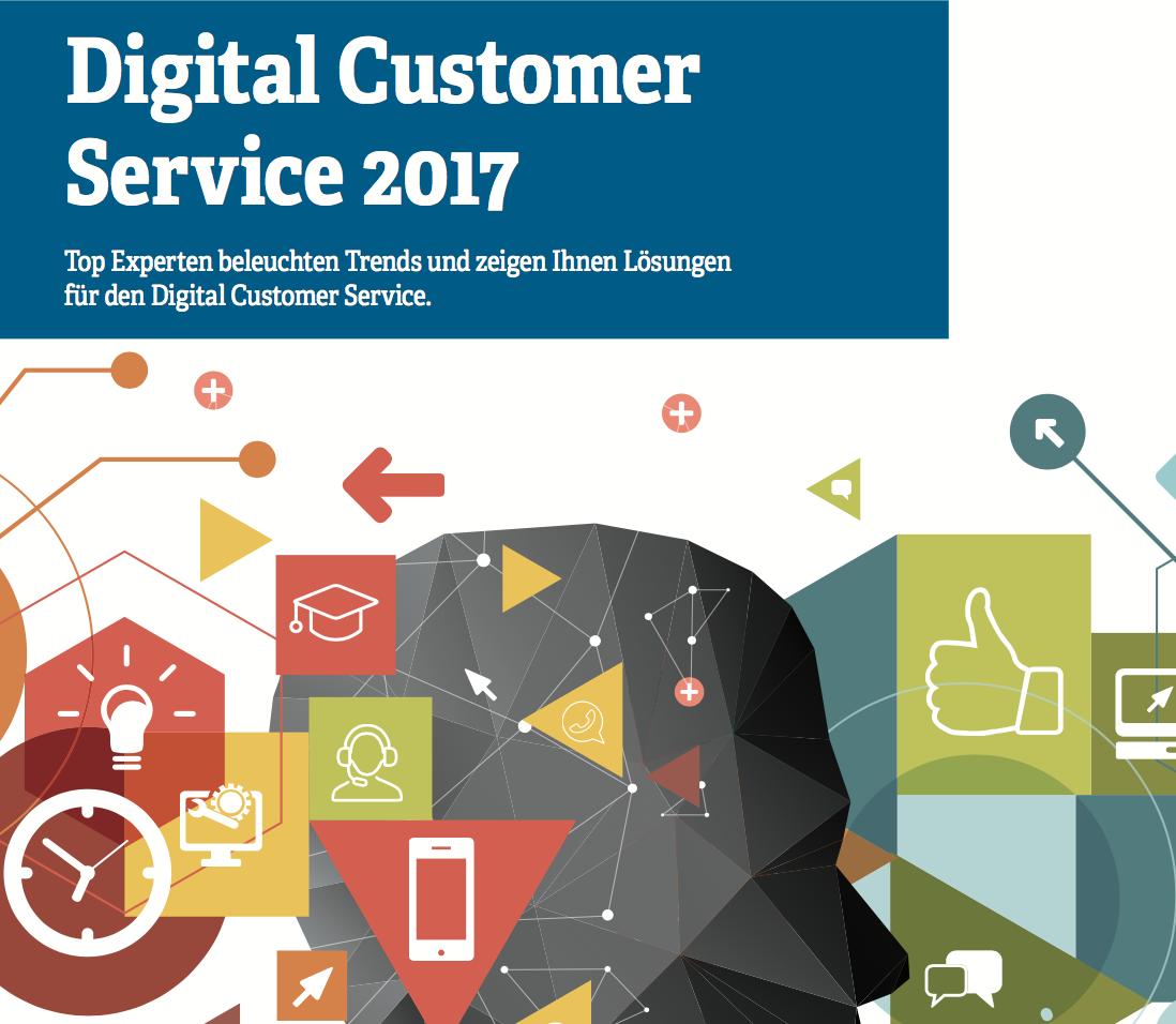 eBook Digital Customer Service 2017 – geballtes Fachwissen aus der Praxis