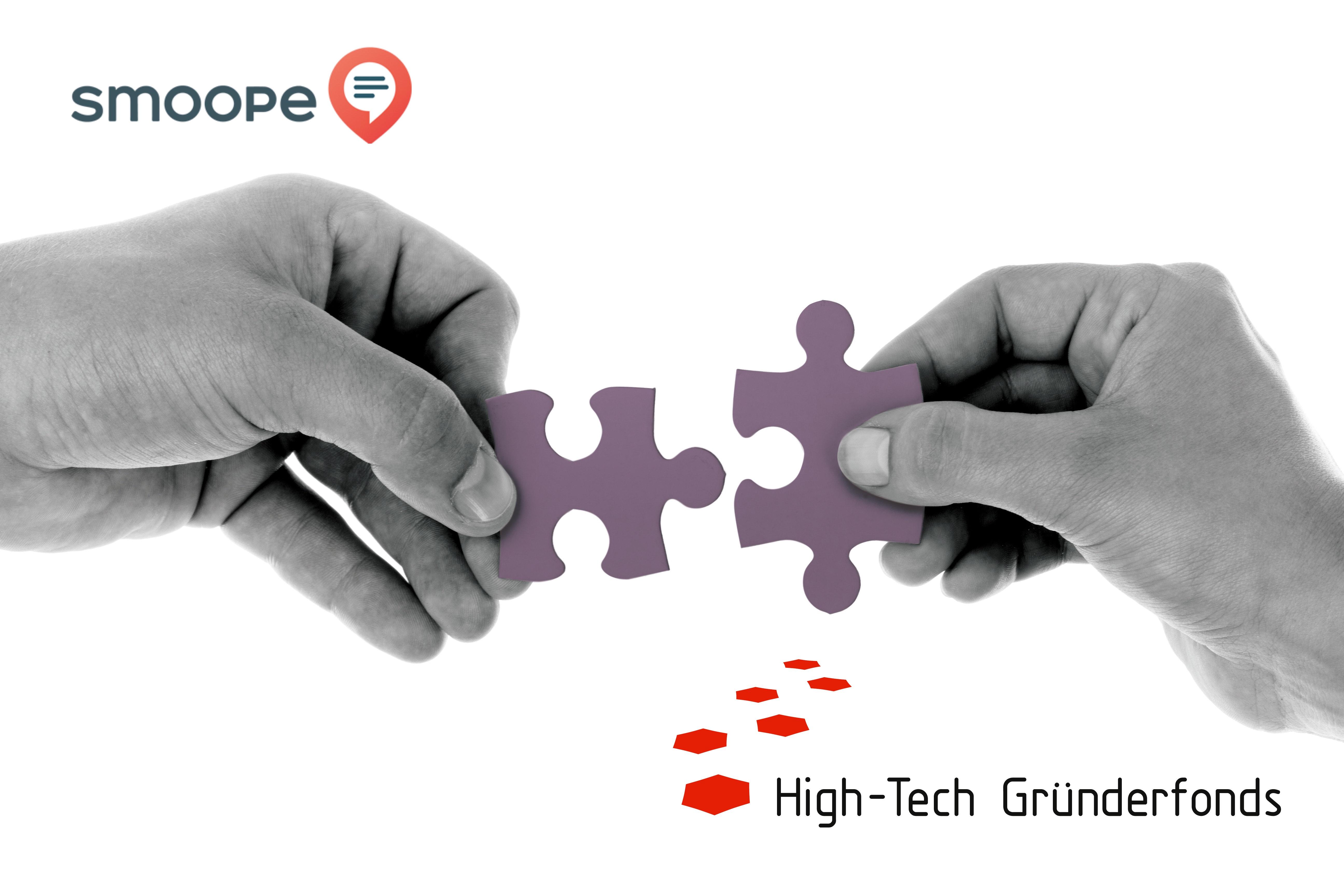 smoope im Gespräch: Dr. Marc Umber, Senior Investment Manager des High-Tech Gründerfonds, über die mehrjährige Zusammenarbeit mit der smoope GmbH