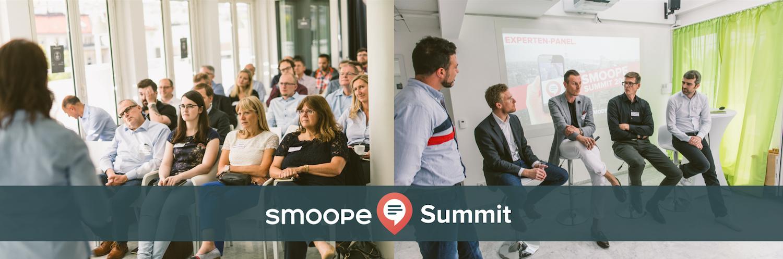 smoope Summit 2018 – Bereit für die Kommunikation der Zukunft?